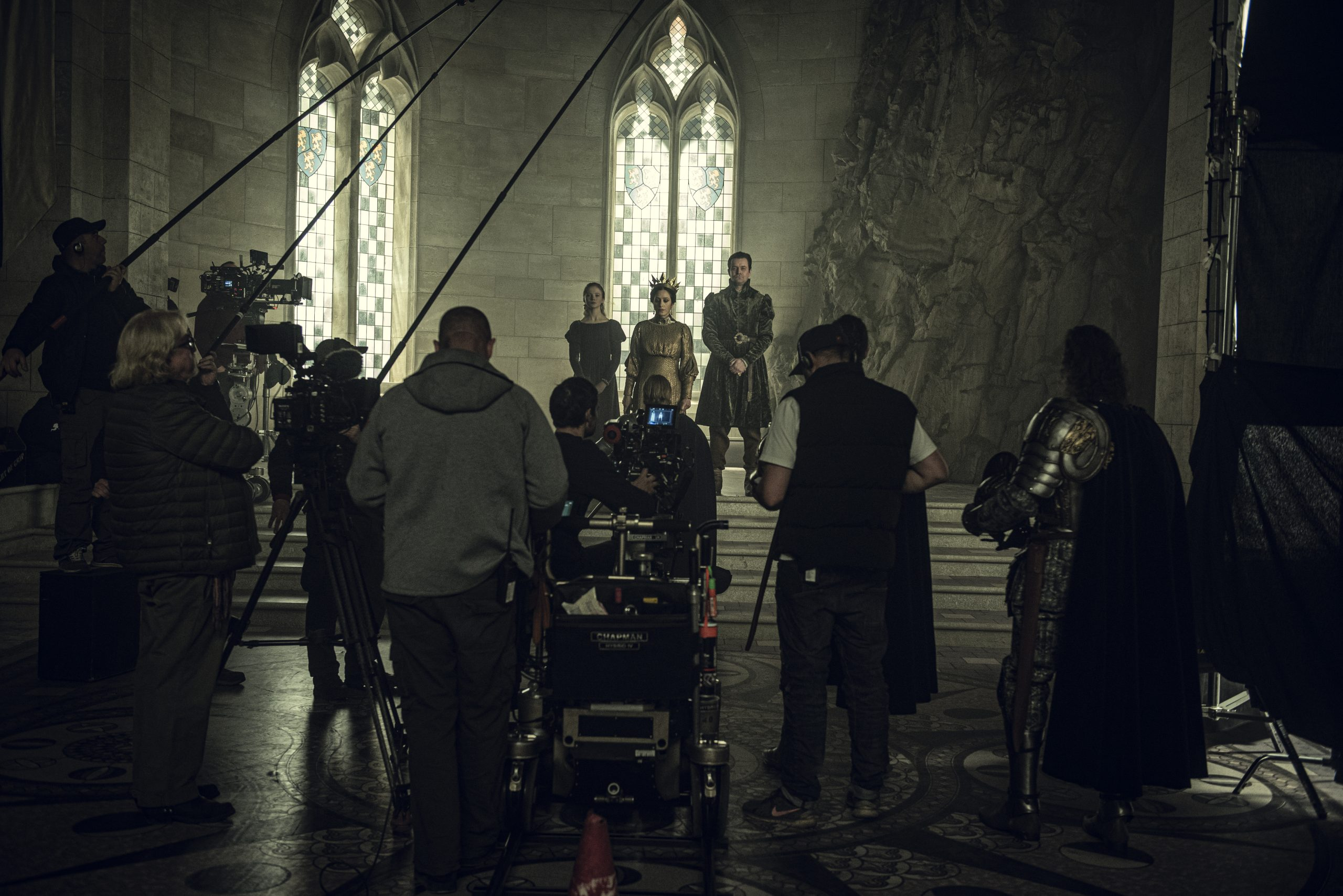 """""""I can only truly say that I'm proud of being a part of this amazing and unique project and working with many great people on set"""" – Martin Berencsy talked about The Witcher"""