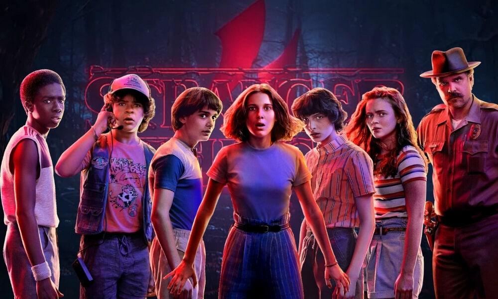Két részletben kerülhet fel a Netflixre a Stranger Things negyedik évada