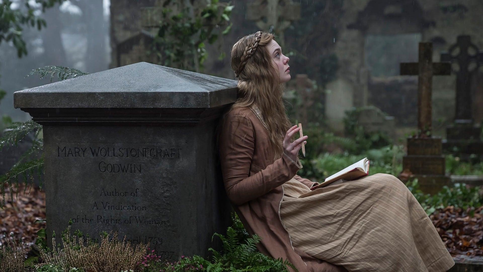 Az élet és a halál közé szoruló balladai homály – Mary Shelley (2018)