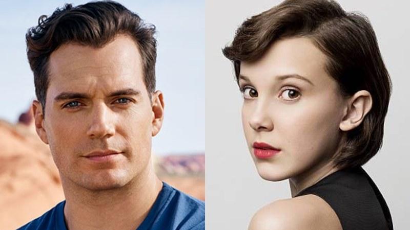 A mozik helyett a Netflix műsorán lesz látható Millie Bobby Brown és Henry Cavill új filmje