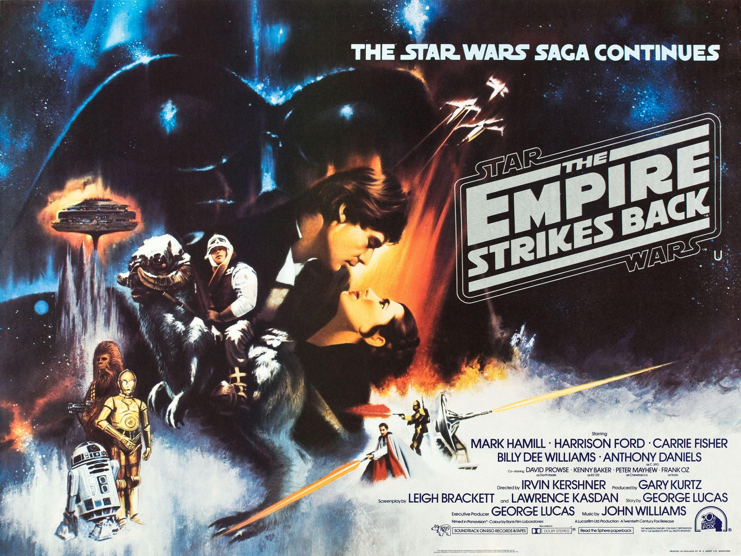 Negyven éves A Birodalom visszavág, a Star Wars-univerzum egyik legjobb darabja!