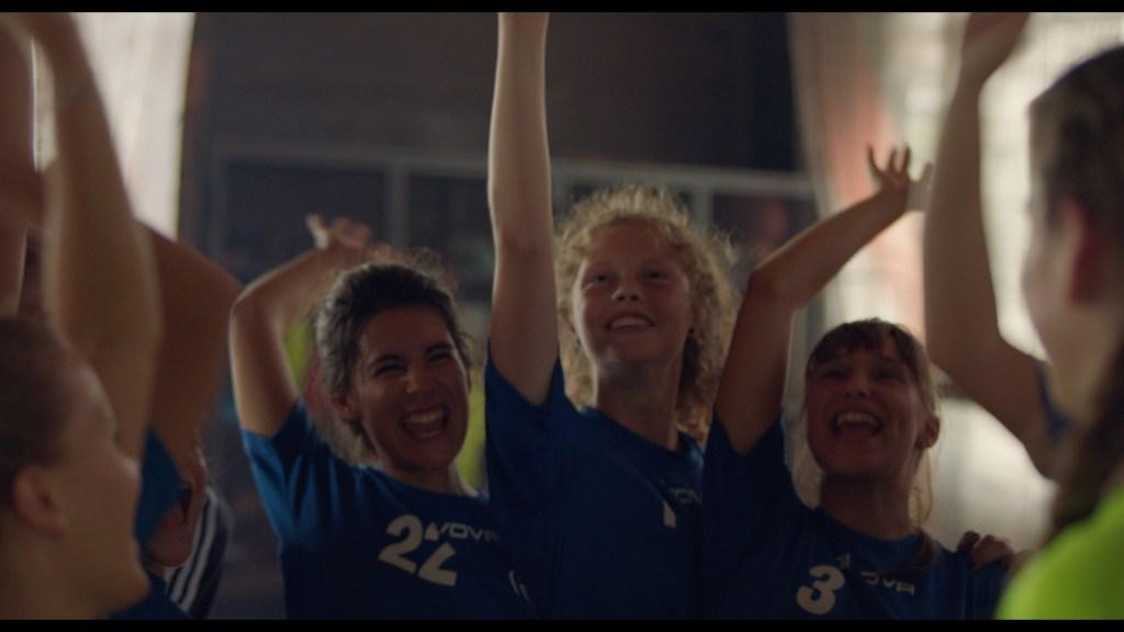 Sport(film-)szelet – Vércsék (2020) kritika