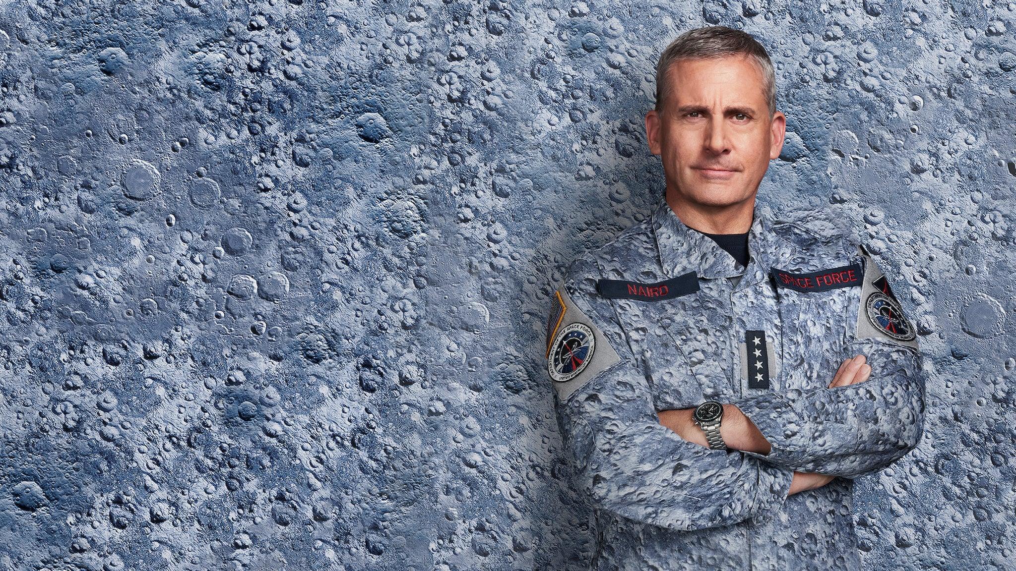 Houston, van egy kis gondunk! – Space Force ( Űrhadosztály) – pilotkritika