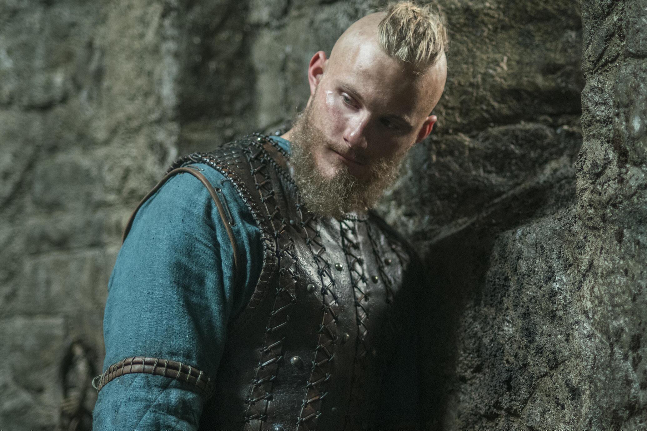 Alexander Ludwig szívesen venne részt további Vikingek-projektekben
