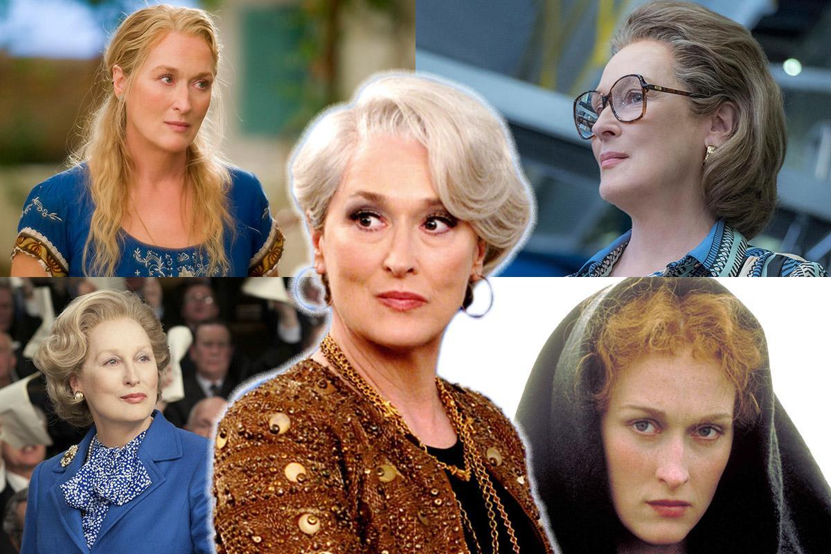 Portrék: Meryl Streep