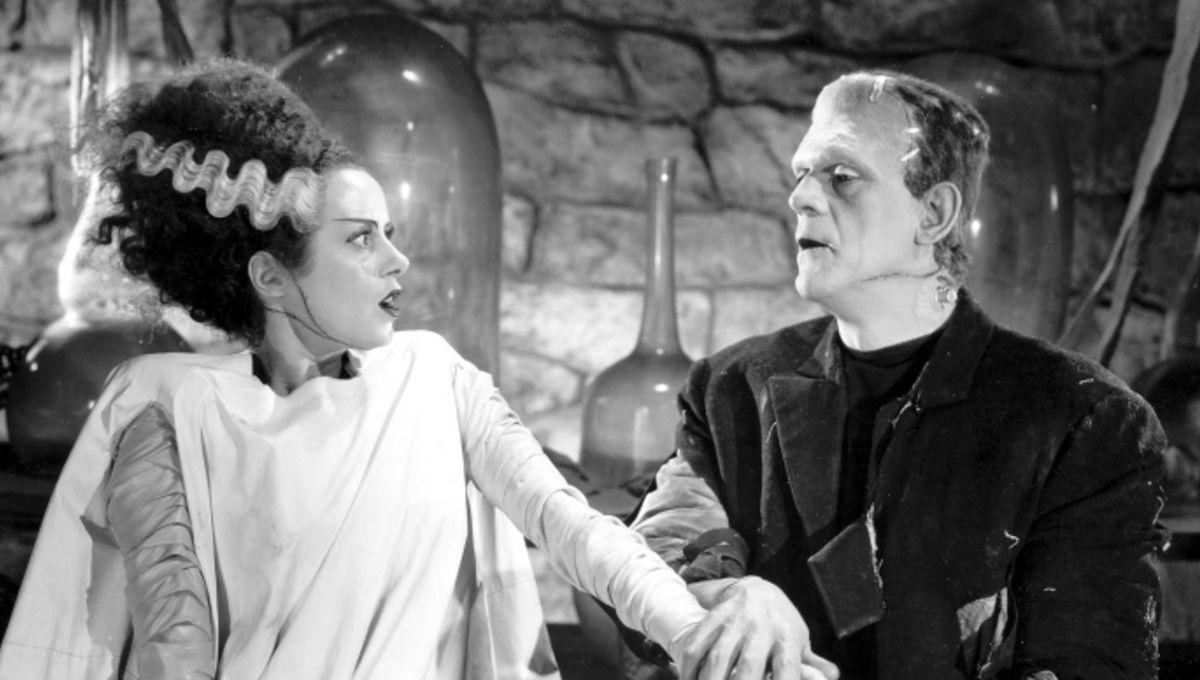 Új életet leheltek Frankenstein menyasszonyába!