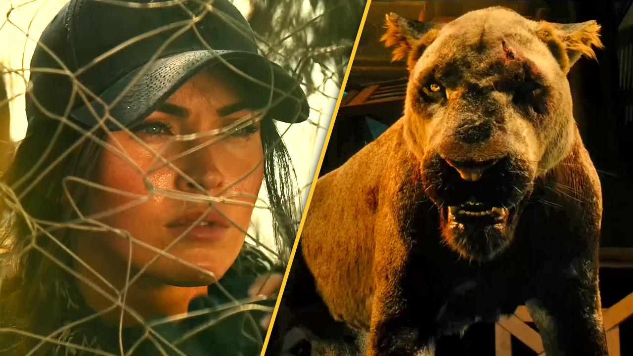 Megérkezett a Megan Fox főszereplésével készült Rouge előzetese