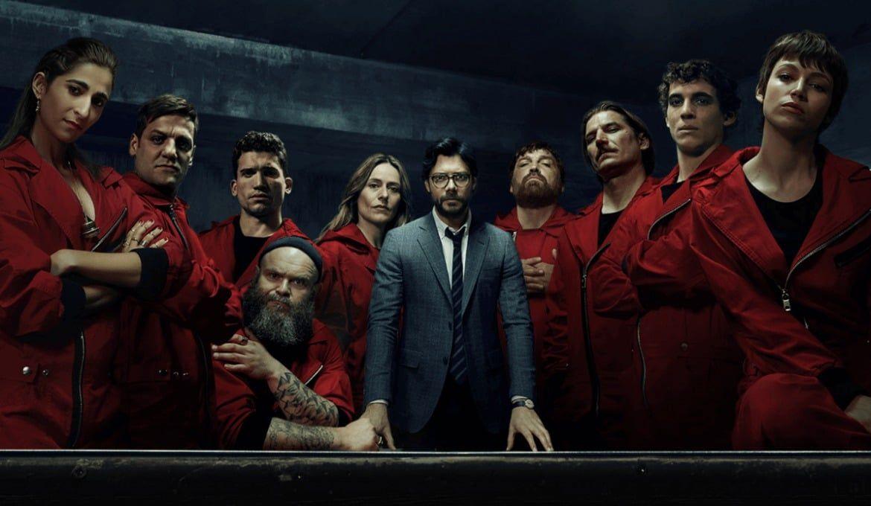 Ötödik évadával véget ér a Netflix nagy sikerű  spanyol sorozata, A nagy pénzrablás
