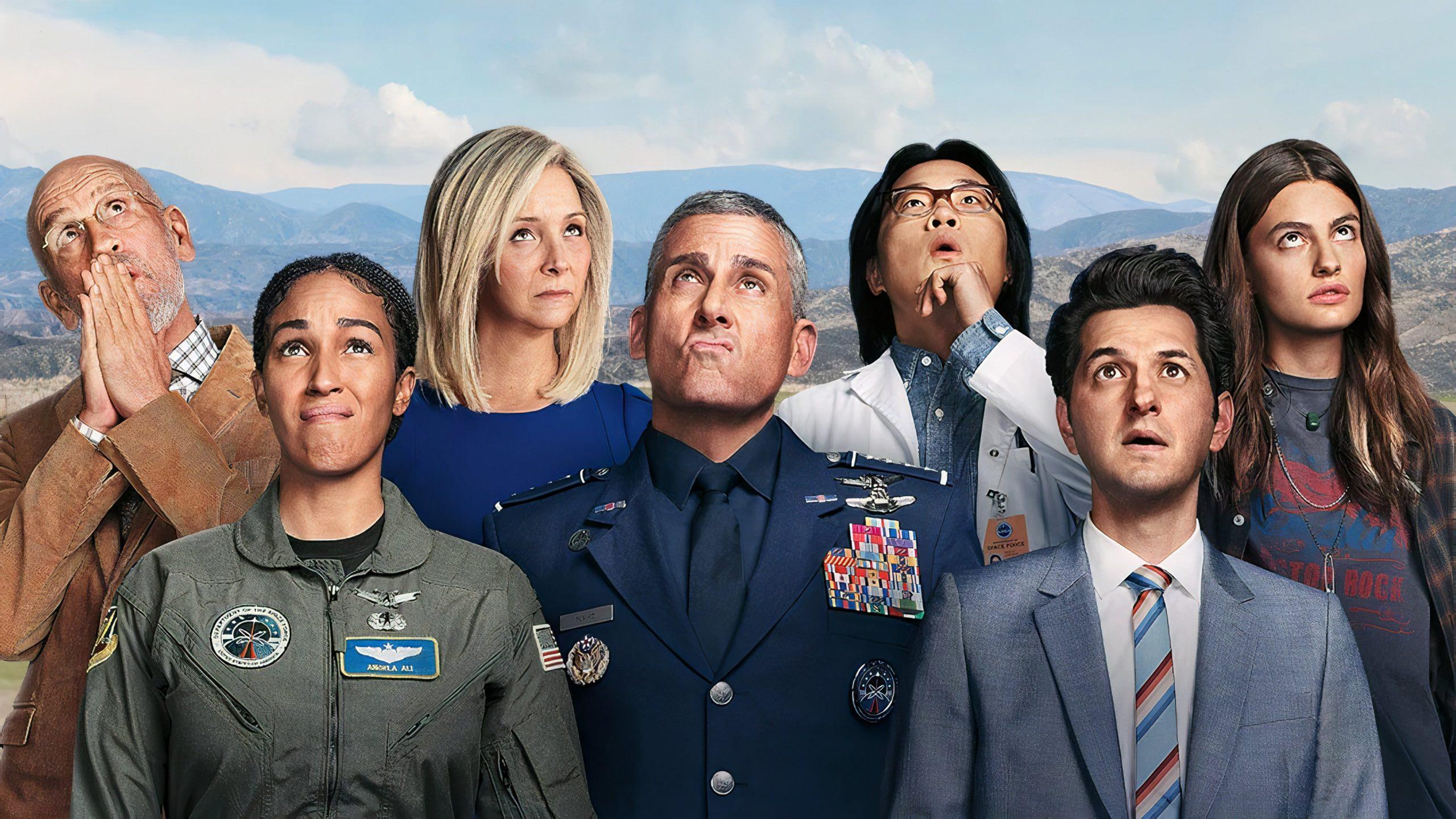 A hírek szerint a Netflix berendelhette a Space Force második évadát