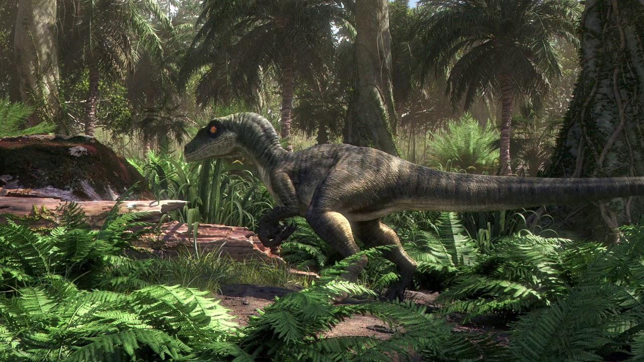 Traileren a Netflix Jurassic World-sorozata