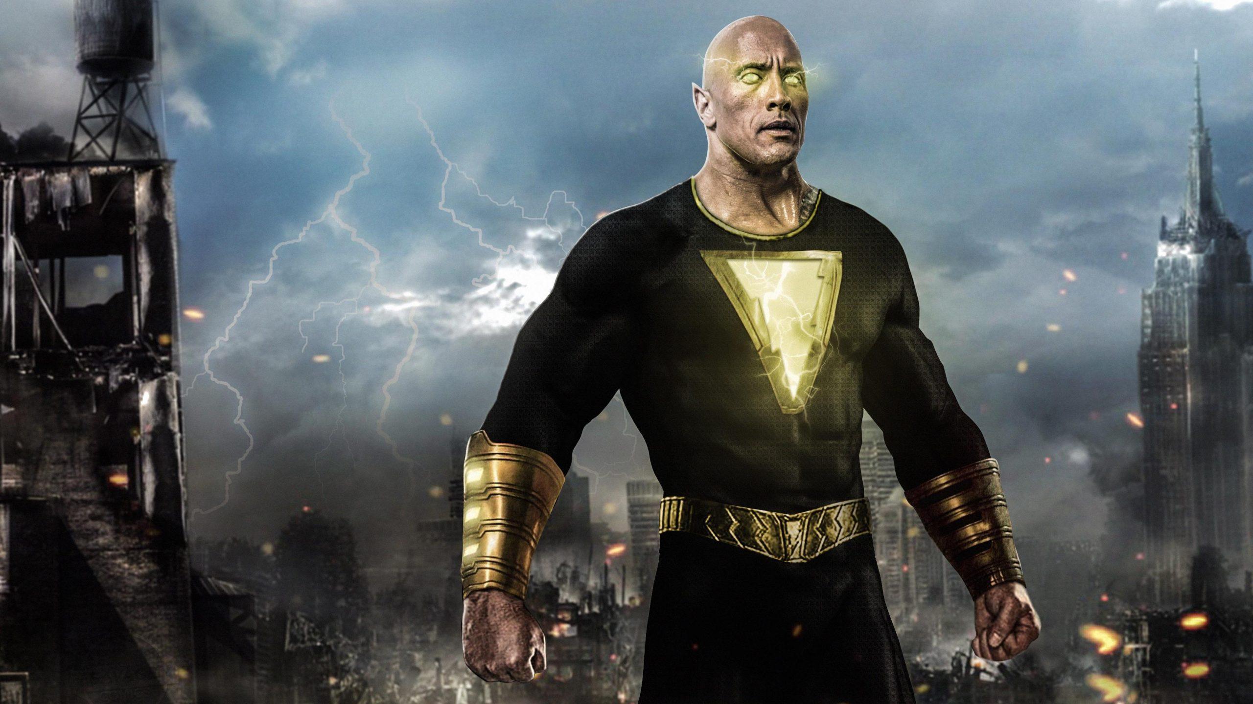 DC FanDome 2020: Shazam!, Black Adam