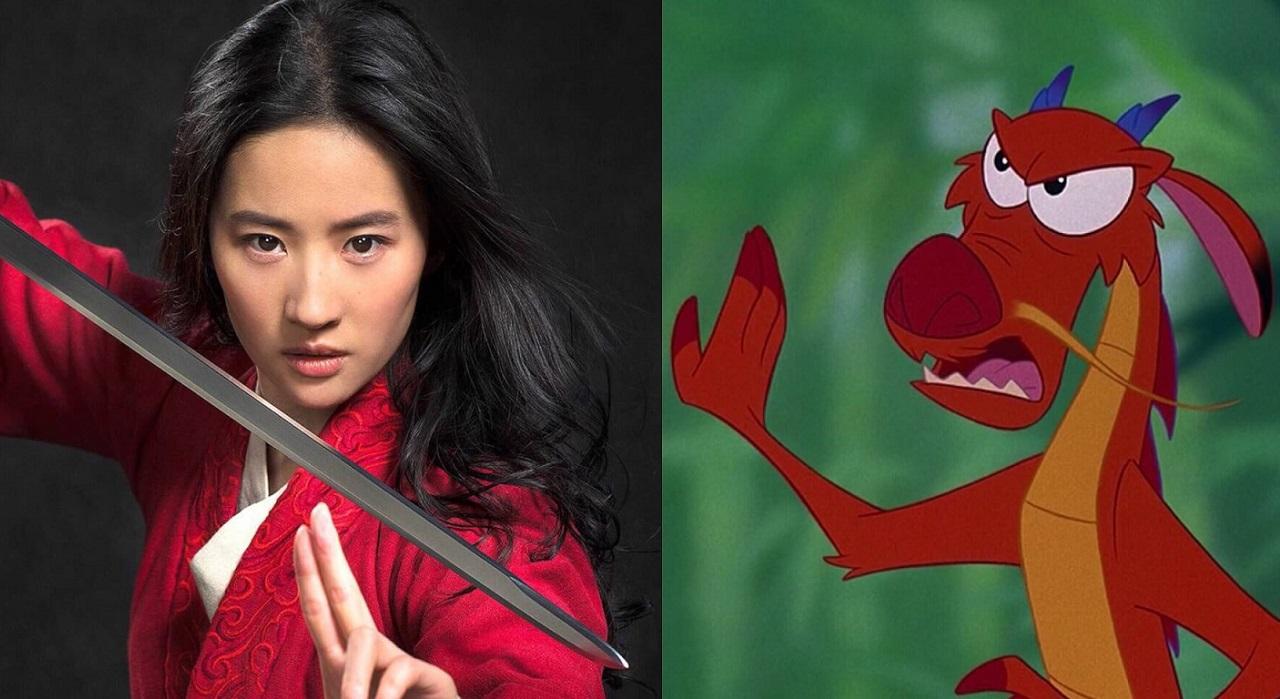 Ezért nem szerepelt Mushu a Mulan élőszereplős változatában