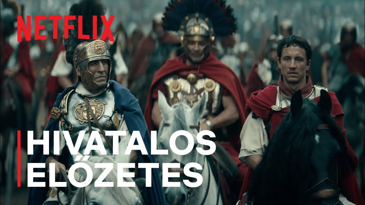 Barbárok – Ütős előzetest kapott a Netflix történelmi sorozata