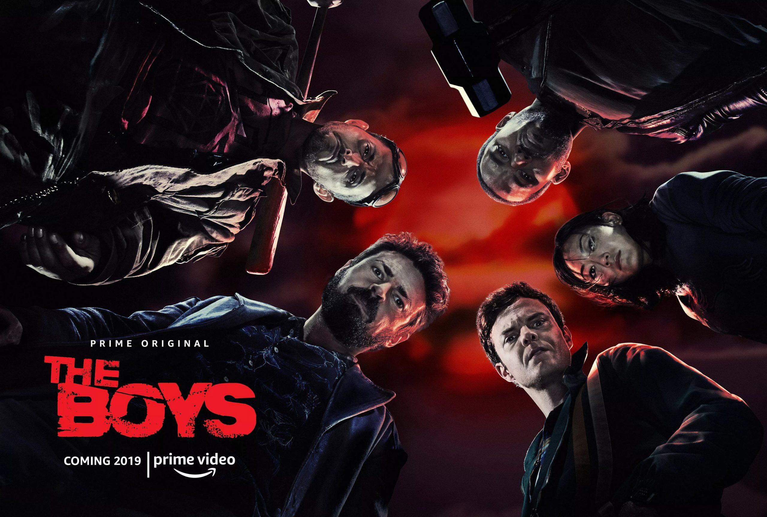 A The Boys szereplői izgatottan várják Jensen Ackles-szel a közös munkát
