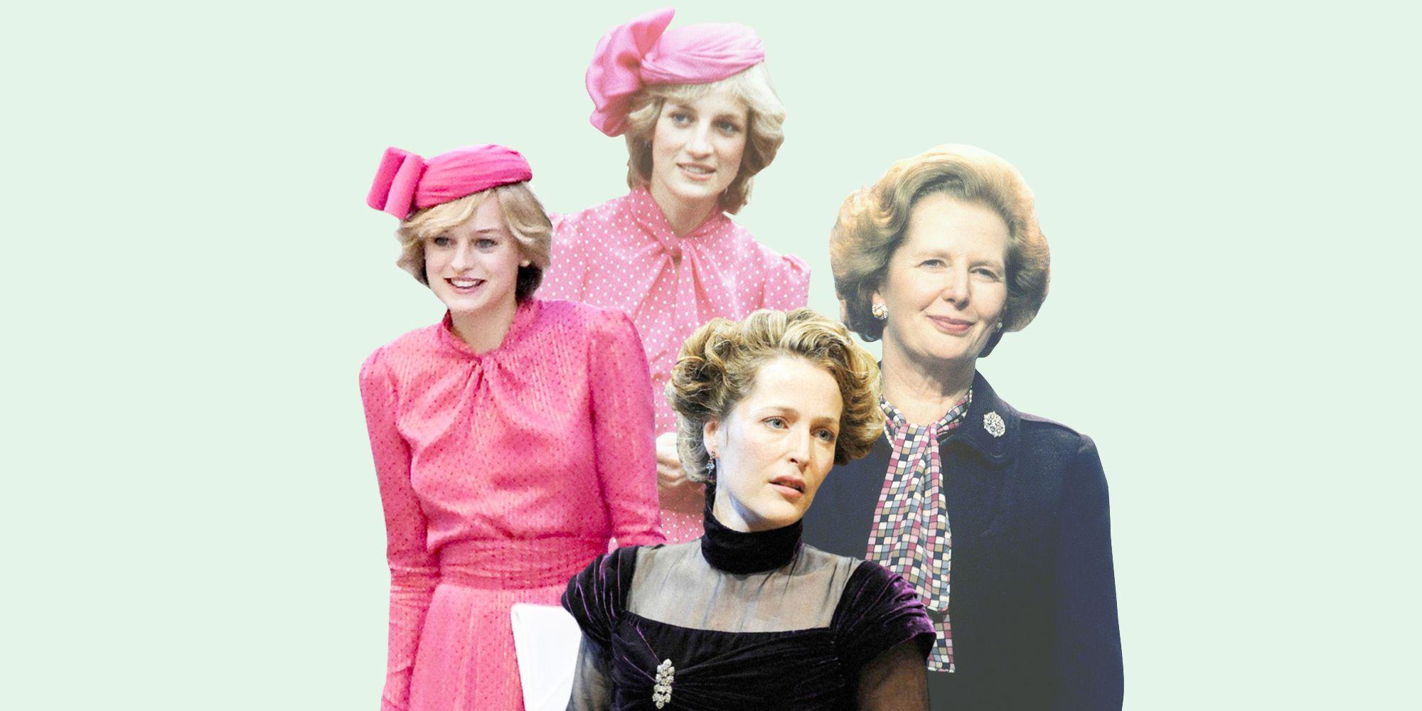 Diana hercegnő és Margaret Thatcher: az első kedvcsináló a The Crown új évadához. Videó