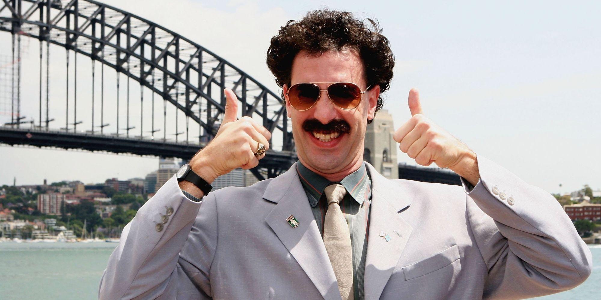 Előzetest kapott a Borat folytatása. Te megnézed majd?