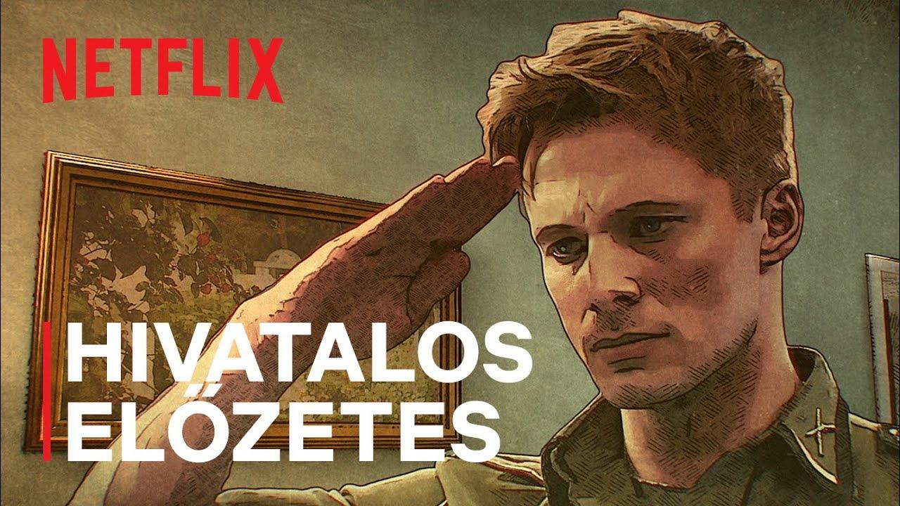 Előzetest kapott a Netflix animációs filmje, amely Dachau felszabadításával foglalkozik