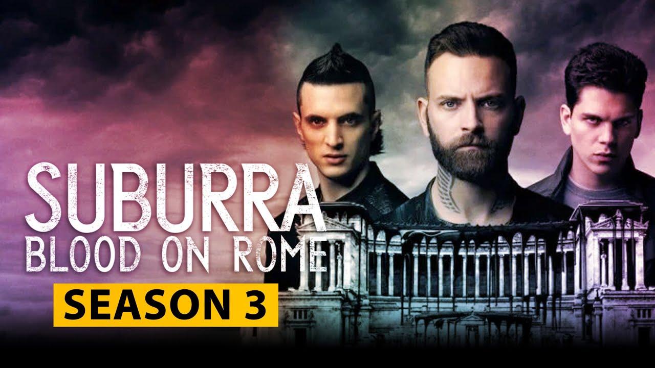 Suburra: Véres Róma, harmadik évad. Íme a trailer!