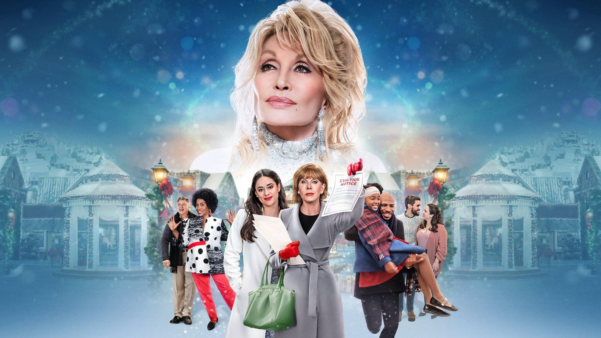 Ének a habcukoresőben – Dolly Parton: Karácsony a kisváros terén – Ajánló