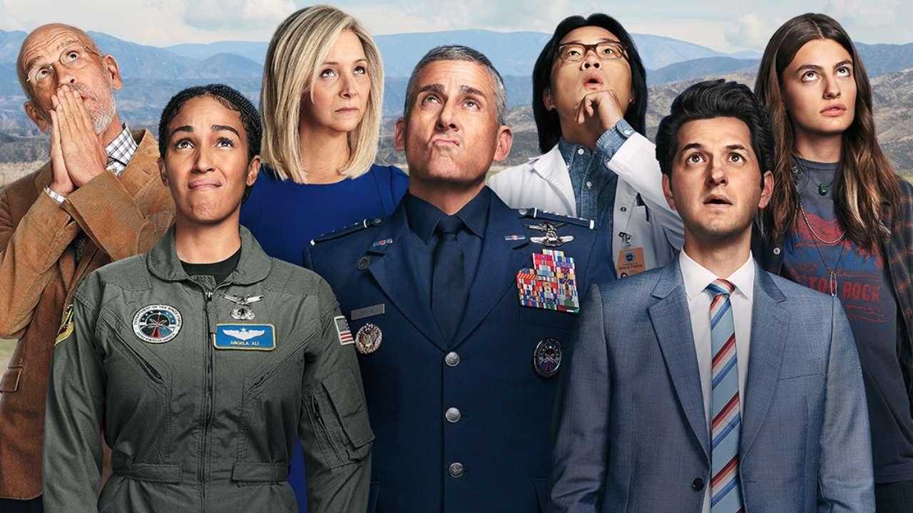 Hivatalos: a Netflix berendelte a Space Force második évadát