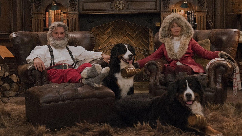 Nagy zűr kis karácsonykor – Karácsonyi krónikák: Második rész (2020) kritika