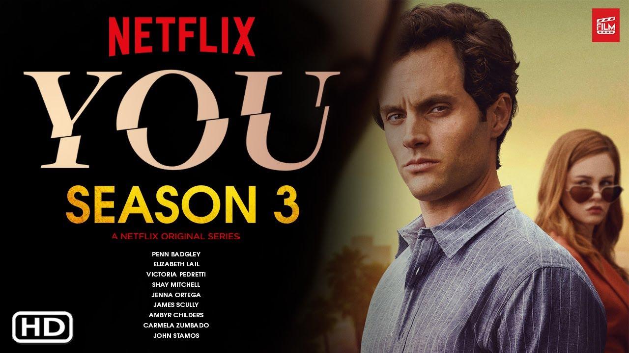 You: jó hírek a harmadik évadról!