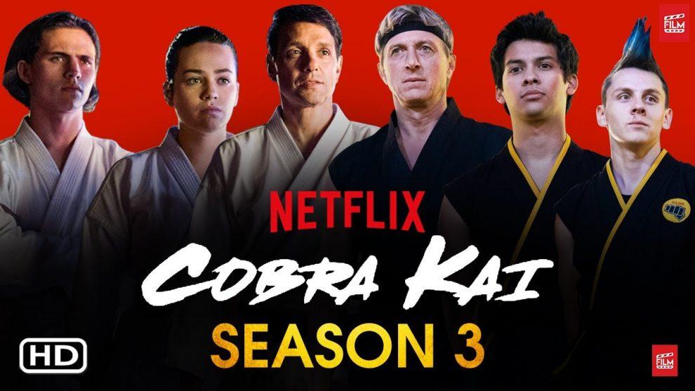 Cobra Kai 3: imádnivaló karatekölykök. Ajánló