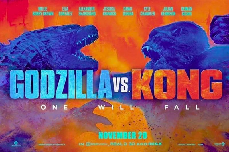 Godzilla vs Kong: látványos előzetest kapott a film. Feliratos videó!