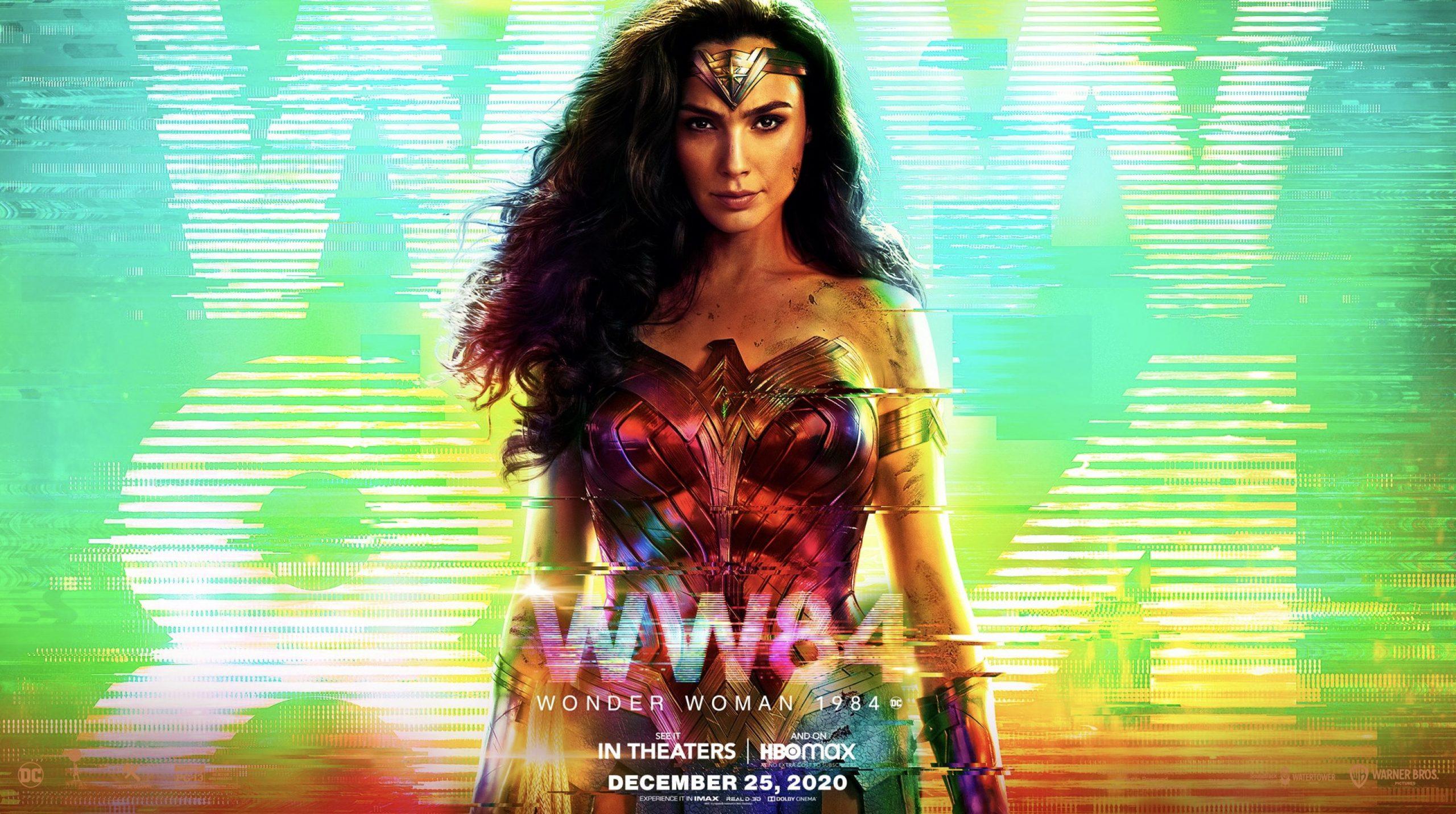 Egy csodálatos korszak csodálatos csodái – Wonder Woman 1984 – Ajánló